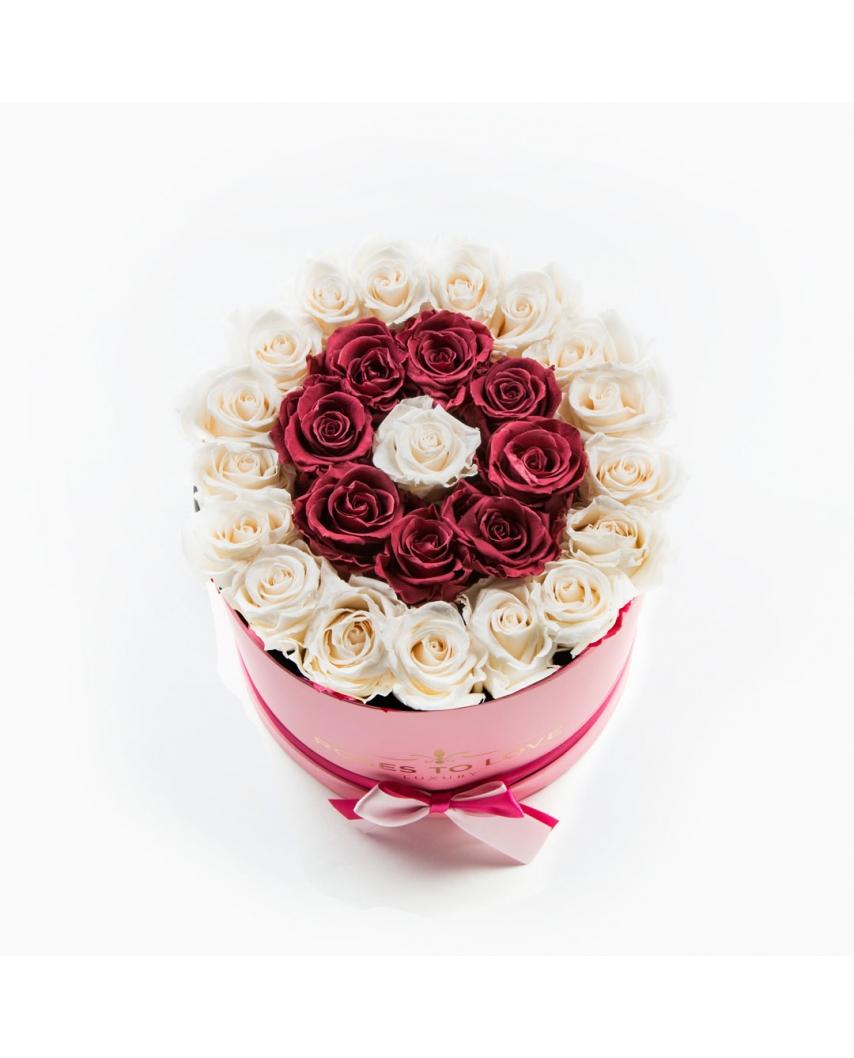 Coleccion diamante rosa