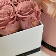 Con #𝐑𝐎𝐒𝐄𝐒𝐓𝐎𝐋𝐎𝐕𝐄 podrás sorprender a cualquier persona con una selección de flores preservadas de la mayor calidad que puedas encontrar y con el aroma a rosas frescas durante meses.Junto a tu pedido, adjuntamos una tarjeta en la cual encontrarás todos los detalles que necesitas saber para mantener en buen estado tus rosas preservadas y que conserven su belleza durante años ✖️ 𝐀𝐝𝐞𝐦á𝐬, 𝐚ñ𝐚𝐝𝐞 𝐣𝐮𝐧𝐭𝐨 𝐚 𝐭𝐮 𝐩𝐞𝐝𝐢𝐝𝐨 𝐮𝐧𝐚 𝐝𝐞𝐝𝐢𝐜𝐚𝐭𝐨𝐫𝐢𝐚 𝐞𝐬𝐩𝐞𝐜𝐢𝐚𝐥 𝐲 𝐨𝐛𝐭𝐞𝐧𝐝𝐫á𝐬 𝐮𝐧 𝐫𝐞𝐠𝐚𝐥𝐨 𝐭𝐨𝐭𝐚𝐥𝐦𝐞𝐧𝐭𝐞 𝐞𝐥𝐚𝐛𝐨𝐫𝐚𝐝𝐨 𝐚 𝐭𝐮 𝐠𝐮𝐬𝐭𝐨, 𝐩𝐚𝐫𝐚 𝐬𝐨𝐫𝐩𝐫𝐞𝐧𝐝𝐞𝐫 𝐚 𝐭𝐮𝐬 𝐬𝐞𝐫𝐞𝐬 𝐪𝐮𝐞𝐫𝐢𝐝𝐨𝐬 ✨