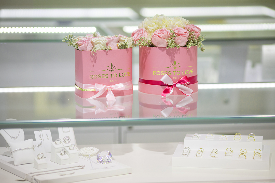 joyeria roses to love