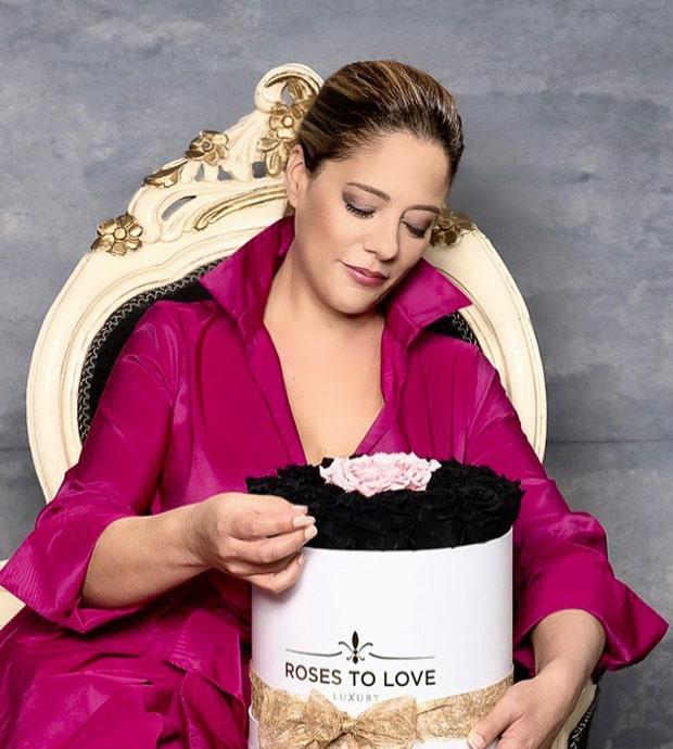 Ana Martínez, fundadora de Roses To Love