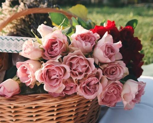 ¿Cómo se conservan las flores naturales?