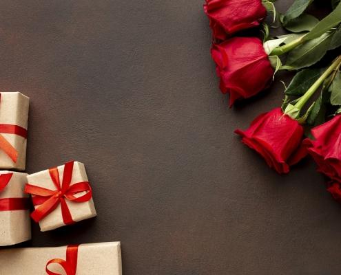 ¿Cuál es el significado de regalar rosas?